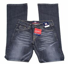New Just USA Jeans American Whiskers Boot Leg Stretch Denim Juniors 1