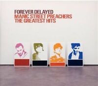 MANIC STREET PREACHERS-FOREVER DELAYED (MANIC STREET PREACHERS...-JAPAN 2 CD G35