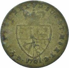 1791 GAMING TOKEN OF KING GEORGE III.   #WT17492