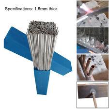 20Pcs Aluminum Welding Solder Wire Brazing Repair Rods 1.6*500mm Low Temperature