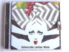 MINA  -  COLECCION LATINA MINA  - CD NUOVO E SIGILLATO
