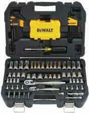 DEWALT Mechanics Tools Kit and Socket Set, 108-Piece (DWMT73801) - FREE SHIPPING