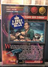 Star Trek Fact And Photo Cards Sealed 1998 Newfield Pub.