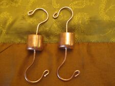 2 of my dads Best Hand Crafted Copper Ant Trap Guard Moat 4 Hummingbird Feeders
