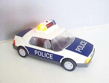 PLAYMOBIL (K4114) POLICE - La Voiture de Patrouille avec Gyrophare 3904