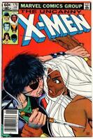 X-MEN #170, VF, Morlocks Storm Chris Claremont, Uncanny, more in store