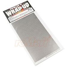 Wrap Up Next REAL 3D Gril Decal 130x75mm Punch Mesh Thick Drift Touring #0005-11