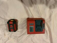 Craftsman 20 V Lithion Ion Battery Charger with 20 V Lithium Ion Battery