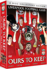 Liverpool FC: Ours to Keep DVD (2005) Liverpool FC ***NEW***