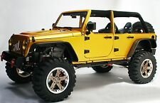 CAPO 1/8TH SCALE  full metal 4x4 Truck KIT 3 speed trans CD15823 Now in STOCK