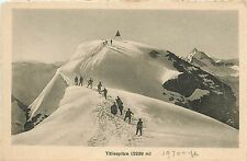 Titlis Titlispitze Switzerland Postcard