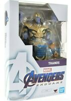 IN STOCK! GENUINE Bandai S.H.Figuarts Avengers Endgame THANOS Action Figure *USA