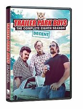 TRAILER PARK BOYS - SEASON 8 - DVD - UK Compatible Sealed