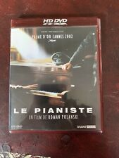 Hd Dvd The Pianist In Excellent Condition