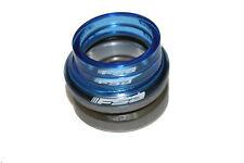 """FSA Steuersatz 1 1/8"""" voll-integriert Blau Headset integrated Poly Spacer Blue"""