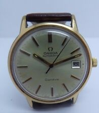 VINTAGE OMEGA GENEVE GENTS AUTOMATIC WATCH circa 1970s