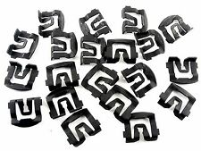 Ford F100 F150 F250 F350 Windshield Trim Molding Clips- 20 pcs- #026