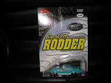 1/64 HOT WHEELS CUSTOM HOT RODDER SERIES 1964 BUICK RIVIERA  AQUA  LTD ED