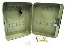 20 Gancio Chiave Bloccabile Metallo Armadietto/Supporto viene fornito con 2 CHIAVI HW139