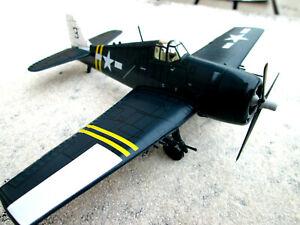 WW2 Grumman Hellcat F 6 F 1943 / 1:72 / Metallmodell / Yakair / Avion / Aircraft