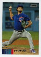 2020 Topps Stadium Club #248 YU DARVISH Chicago Cubs PHOTO BASEBALL CARD