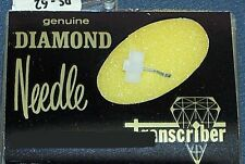 PHONOGRAPH NEEDLE STYLUS 115-D7 for ACOS CD5301 ACOS COSMOCORD 81-1 CARTRIDGE