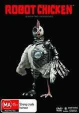 Robot Chicken : Season 2 (DVD, 2007, 2-Disc Set)