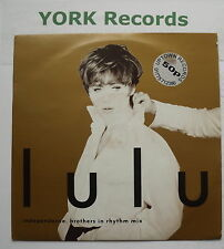 "LULU - Independence - Excellent Condition 7"" Single Dome DOME 1001"