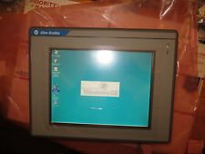 """Allen Bradley 6182-CGDAZC Industrial PC 12"""" Color Touch Screen, Appear New 2003"""