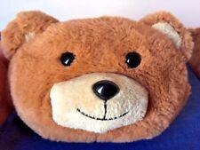 Moschino Plush Teddy Bear Face Shoulder Bag