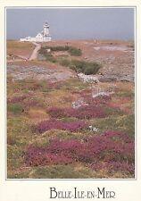 "*Flowers Postcard-""Belle-Ile-En-Mer... The Tip of The Foals/  (U2-483)"