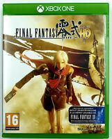 Final Fantasy Type Zero 0 HD - Jeu Xbox One - Version française