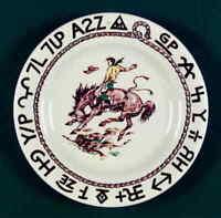 True West Westward Ho Salad Dessert Plate 1717484