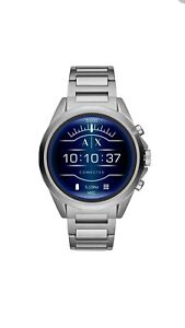 Armani Exchange Connected Gen 4 Stainless Steel Smartwatch