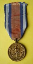 médaille militaire POLOGNE 10 ANS DE SERVICE