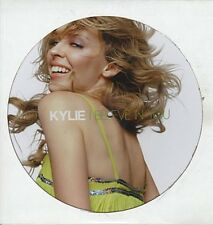 """Kylie I Believe In You PICTURE DISC  Uk 12"""""""