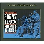Sonny Terry - Essential (2009)