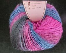 100 g AMITOLA GRANDE, Louisa Harding, Farbverlaufsgarn mit Seide, Fb. 524  #3995