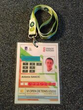 OPEN DE TENIS COMUNIDAD VALENCIANA 2008 ATP FEEL IT Accredited tennis tournament