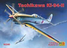 RS Models 1/72 Tachikawa Ki-94-II # 92240