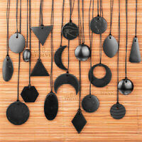 Pendants of genuine Shungite stone EMF and geopathic stress protection Tolvu
