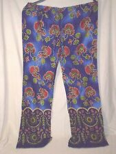 BOHO HIPPY  FESTIVAL TROUSERS MULTI COLOURED SEE LISTING FOR SIZE