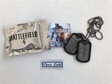Plaques / Dog Tags - Promo - Battlefield 4 - Neuf