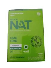 Pruvit ketones charged Lime time 20 pack EXP 11/21