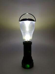 UCO 'Pika' LED Laterne und Taschenlampe und Powerbank, dimmbar, wiederaufladbar
