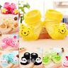 0-12 Months Baby Girl Boy Anti-slip Socks Cartoon Newborn Slipper Shoes Boots