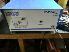More details for chloride motive power classic 24v20 battery charger