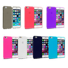 "20 PACK Soft Silicone Case Covers for iPhone 6 Plus/iPhone 6s Plus 5.5"" Bulk Lot"