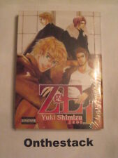MANGA:     ZE Vol. 1 by Yuki Shimizu (2009, Paperback) Sealed!