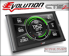 EDGE EVOLUTION CTS 2 TUNER FOR 01-16 CHEVY GMC DURAMAX DIESEL 6.6L 2500HD 3500HD